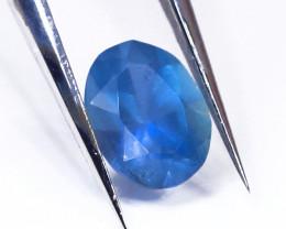 Rare Santa Maria Africana Aquamarine Oval Cut 0.69 carat - NR Auctions