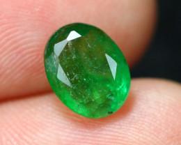 1.77cts Natural Zambian Green Emerald / TJ09