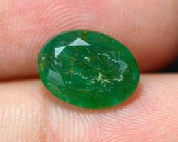 2.12cts Natural Zambian Green Emerald / TJ10