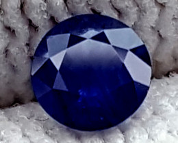 0.35CT BLUE SAPPHIRE  BEST QUALITY GEMSTONE IGC66