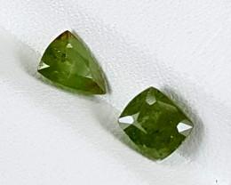 2Crt Rare Demontiod Garnet  Best Grade Gemstones JI16