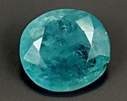 1.75Crt World Rarest Grandidierite  Best Grade Gemstones JI16