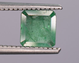 0.45 Carats Natural Emerald Gemstone