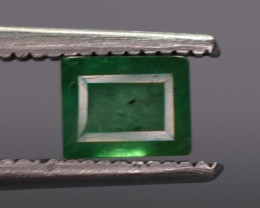 0.30 Carats Natural Emerald Gemstone