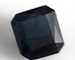 Pretty 1.15ct Deep Blue Tourmaline - Brazil
