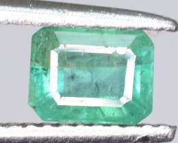 0.50 Carats Natural Emerald Gemstone