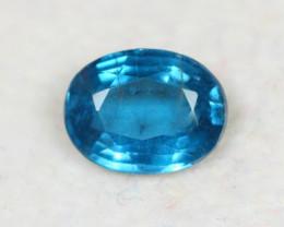 1.75ct Greenish Blue Kyanite Oval Cut Lot GW3320