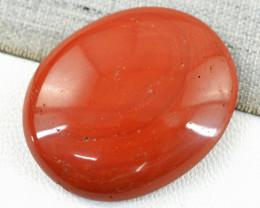 Genuine 48.75 Cts Red Jasper Gemstone