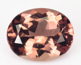 Marvelous 2.10Ct Imperial Pink Apatite Brazil