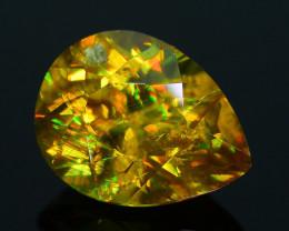 Rare AAA Fire 1.08 ct Malayaite Sphene Badakhshan Sku-36