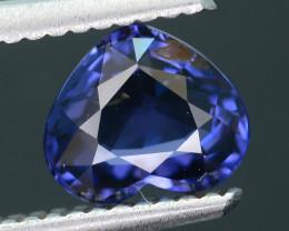 AAA Grade 1.29 ct Cobalt Tanzanian Blue Spinel SKU.6