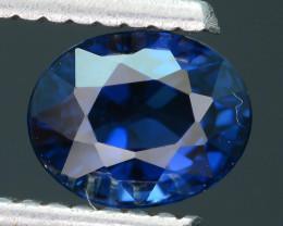 AAA Grade 1.20 ct Cobalt Tanzanian Blue Spinel SKU.6