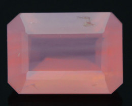 Peruvian Pink Opal 1.21 ct AAA Rare Untreated/Unheated SKU.4