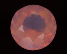 Peruvian Pink Opal 1.25 ct AAA Rare Untreated/Unheated SKU.4