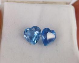 Aquamarine Pear 1.35 cts