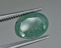 1.99 Crt Natural Emerald Faceted Gemstone.( AG 16)