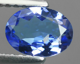 WONDERFUL_OVAL CUT_MARVELOUS_NATURALl TANZANITE NR!!