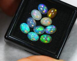 7.52ct Ethiopian Welo Opal 8 x 6 mm Lot E67