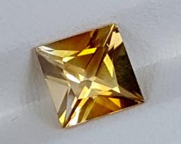 2.30Crt Madeira Citrine  Best Grade Gemstones JI17