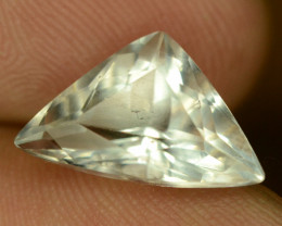 Rare 3.70 ct Natural Kunar Pollucite Collector's Gem