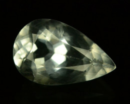 Rare 3.65 ct Natural Kunar Pollucite Collector's Gem