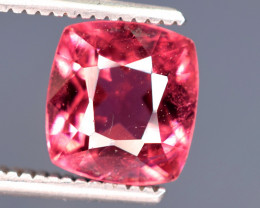 1.60 carats rubellite tourmaline Gemstone From Afghanistan No reserve