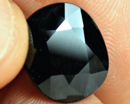 16.07 Carat Black Southeast Asian Sapphire - Gorgeous