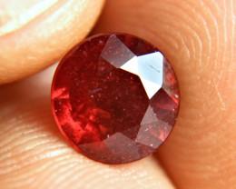 2.50 Carat Fiery Ruby - Beautiful