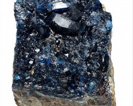 Amazing Blue Color Afghanite specimen 1390Cts- Afganistan