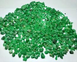 Natural color Emerald rough lot 450Cts -Pakistan