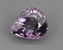 1.00 CTS MAGNIFICENT NATURAL TOP QUALITY FANCY  COLOR VIOLET SPINEL~