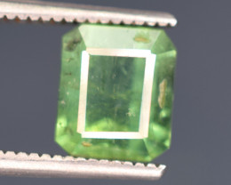 2.40 carats Natural green  color Tourmaline gemstone From Afghanistan
