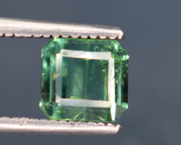 1.40 carats Natural green  color Tourmaline gemstone From Afghanistan