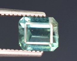 1.10 carats Natural green color Tourmaline gemstone From Afghanistan