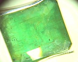 13.36cts  Emerald , 100% Natural Gemstone