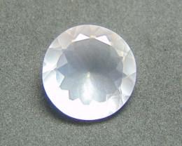 Rose quarts~ round  ~ faceted stones  16.15cts