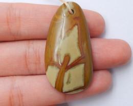 Sale US Biggs Picture Jasper ,Handmade Gemstone ,Lucky Stone B733