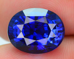 AAA Grade & Color 9.05 ct Royal Blue Sapphire