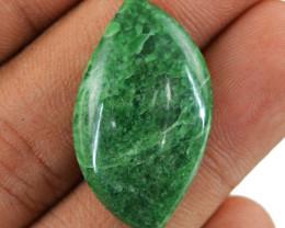 Genuine 21.50 Cts Green Verdite Gemstone