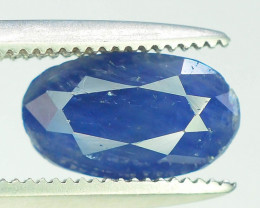 1.650 ct Natural Blue Sapphire