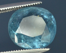 Top Grade 3.95 ct Blue Color Tourmaline