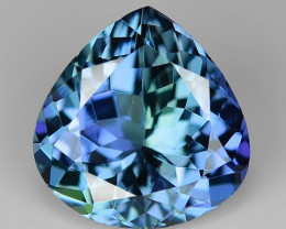 1.91 CT TANZANITE HIGH QUALITY GEMSTONE TZ24