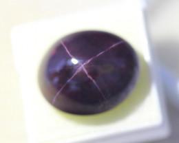 46.92ct Star Garnet Cabochon Lot V3611