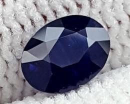 0.50CT BLUE SAPPHIRE  BEST QUALITY GEMSTONE IGC68