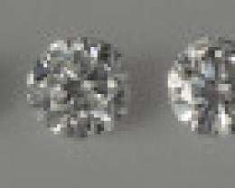 1.05 mm  VS2/D-F 0.10 ct GPC Lab Real description