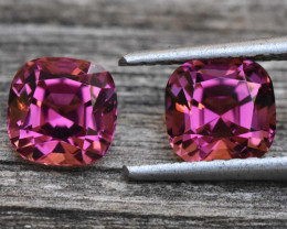 3.75cts Tourmaline Pair - Incredible Color (RTO206)