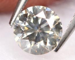 0.35Ct Fancy VS Tinted White White Diamond S24