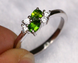 8.35cts 925 Sterling Silver Ring /R80