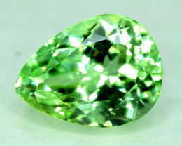 No Reserve - 12.05 cts Pear Shape Spodueme Gemstone From Afghanistan