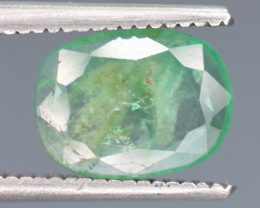 0.75 Carats Natural Emerald Gemstone
